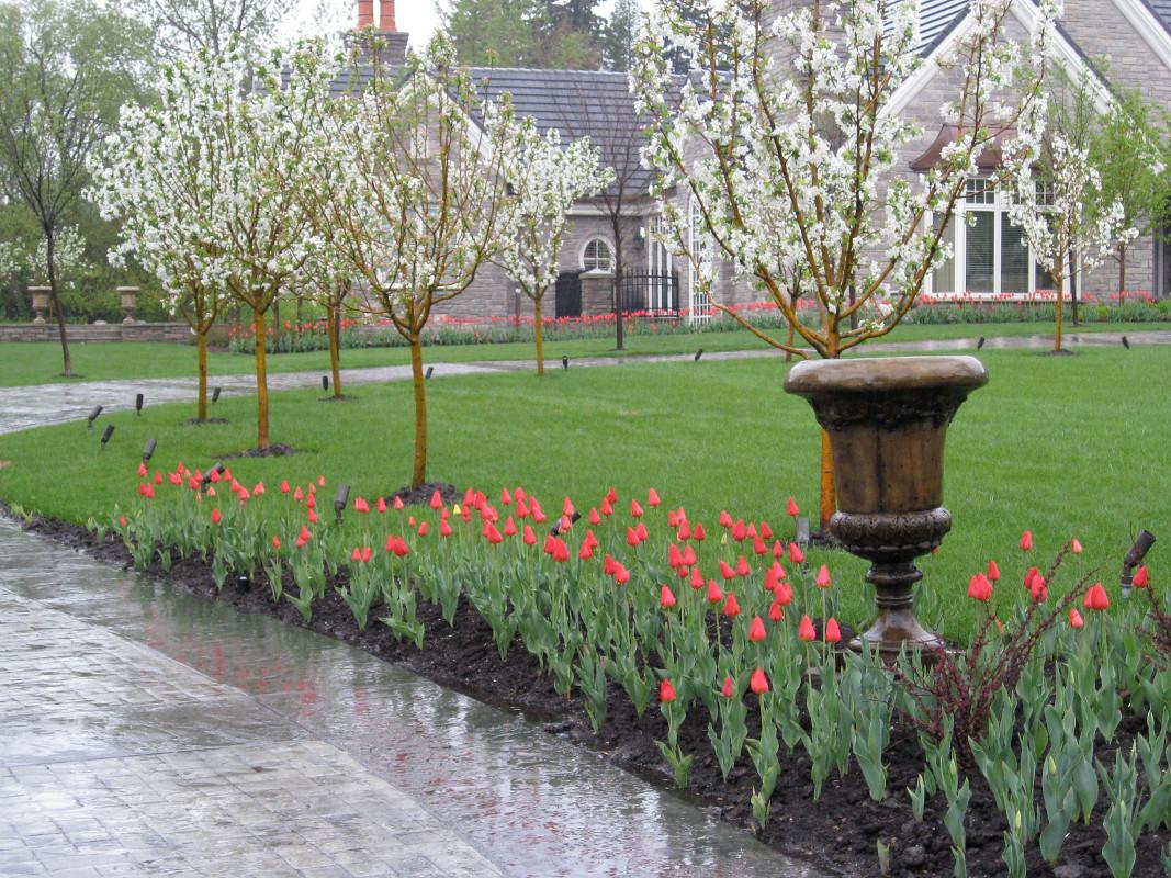 Design Services Vintage Garden Design